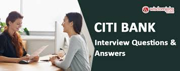 Bank Teller Job Interview Questions Citi Bank Interview Questions Answers