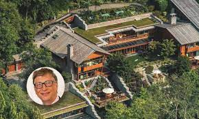 Everything You Need to Know About Bill Gates' House, Named Xanadu 2.0