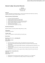 Accounting Resume Skills Accountant Cover Letter Cost Accounting