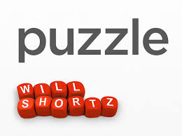the word of sunday puzzle rearrange the letters in these names to solve this
