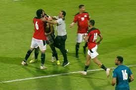 منتخب مصر يتعادل مع الغابون في تصفيات المونديال