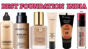 10 best foundations in india for daily use best foundation for indian oily skin