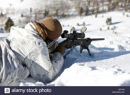 Marine Corps Scout Sniper Usa California United States Marine Corps Scout Snipers During