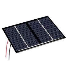 M&Hแผงเซลล์แสงอาทิตย์ Polycrystalline Silicon แผงเซลล์แสงอาทิตย์ขนาด 18  วัตต์ 18 วัตต์พร้อมขั้วจระเข้ Solar Cell for
