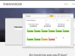 Web Design Invoice Amazing The Invoicer V48 By André Figueira Dribbble
