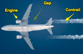 Image result for contrails