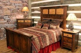 Rustic Bedroom Furniture Wood Rustic Bedroom Furniture Rustic