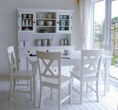 Small Picture White Kitchen Table Fresh Ideas White Dining Table Set Neoteric