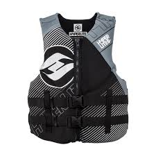 Hyperlite 2019 Indy Vest Grey Cga