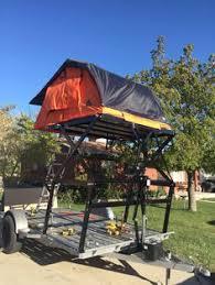 horton toy hauler camper outdoor news forum 2compact custom insane trailer tepui tent project 2015