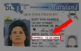A Maryland To Driver Renew License com How Dmv