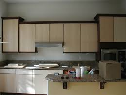 wood maple kitchen cabinets easy top