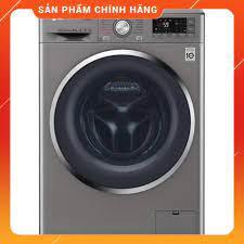 Hỏa tốc 1 giờ] [FreeShip] Máy giặt sấy LG Inverter 9kg FC1409D4E Huy Anh