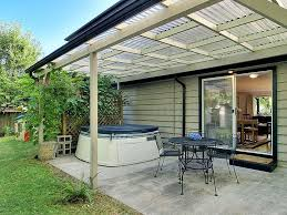 image result for polycarbonate corrugated roofing panels on back patio