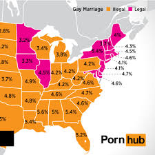 Gay Marriage Is Illegal in the Three States That Love Gay Porn the.