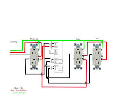 double plug socket wiring diagram wiring diagram home dzine diy convert single plug power outlet to double wiring diagrams for diffe outlets the