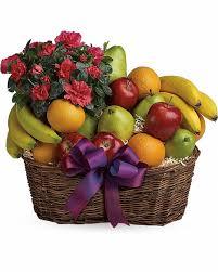 fruits and blooms basket fruits and blooms basket send flowers