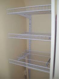 image of rubbermaid closet storage shelves