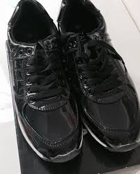 black patent leather sneakers women s fashion shoes sneakers on carou