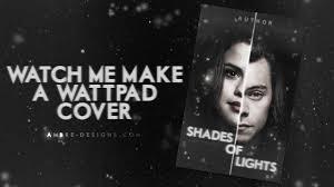wattpad shades of lights book cover