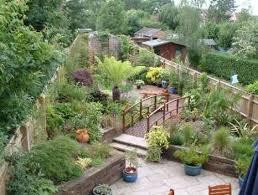 Small Picture garden design ideas large gardens Home Design Ideas