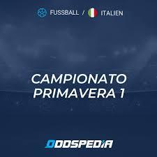 Campionato Primavera 1 » Spielplan & Ergebnisse, Tabelle & Top-Scorer