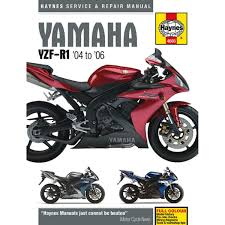 manual haynes for 2004 yamaha yzf r1 1000cc 5vy1 manual haynes for 2004 yamaha yzf r1 1000cc 5vy1