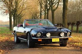 1983 Aston Martin V8 Vintage Car For Sale