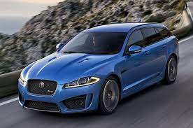 Jaguar Lifts The Tailgate On Xfr S Sportbrake Jaguar Car Jaguar Awd Sports Cars
