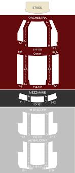 Berklee Performing Arts Center Boston Ma Seating Chart
