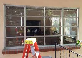 milgard tuscany vinyl replacement window installed over stucco with a z bar frame in menlo park