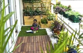 apartment patio ideas modern terrace small garden pictures design post wood walls japan desi cool patio garden