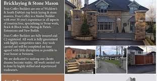 Fran Coffey Bricklaying & Stone Masonry - Home   Facebook