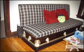Coffin Couch