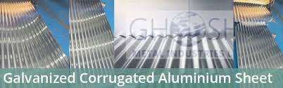 galvanized aluminum corrugated sheet supplier manufacturer supplier in uae dubai sharjah