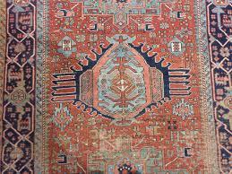 charming karaja rug 190 x 153 cm 6 3 x 5