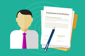 Employment Verification Letter Template Microsoft Beauteous Employment Verification Letter Free Templates HowTo Guide 48