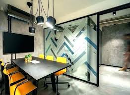 Small Office Spaces Design Tall Dining Room Table Thelaunchlabco New Design Small Office Space