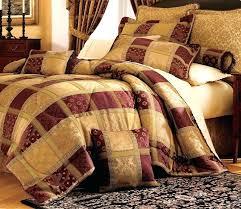 burdy and gold bedding burdy gold green bedspread