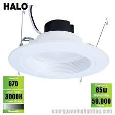 full image for halo inch watt cooper lighting recessed can module led kit retrofit