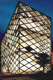 Facade of glass, Prada Japan: architect Herzog \u0026 De Meuron, Basel ...
