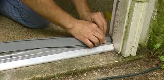 front door sealHow to Replace an Entry Door Threshold  Todays Homeowner
