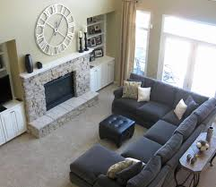 terrific small living room. Black Sofa Living Room Design Terrific Small Simple Sectional For A