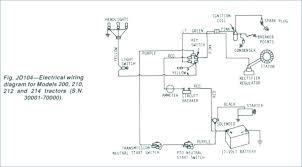 john deere 1020 alternator wiring diagram wonderful inspiration