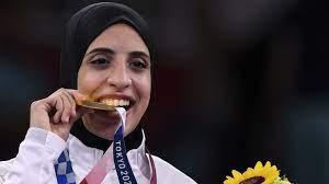 طوكيو 2021: لاعبة الكاراتيه فريال أشرف تهدي مصر أول ذهبية أولمبية منذ 2004