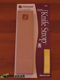 flexcut leather sharpening strop pw14
