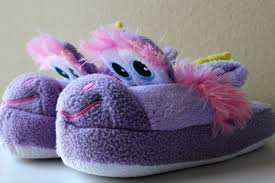 Hot Mama In The City Stompeez Slippers With Personality