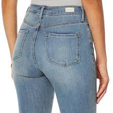 Daytrip Jeans Size Chart Skinnygirl High Rise Skinny Cropped Jean