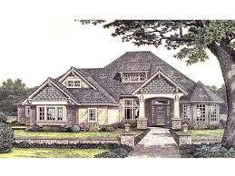 Eplans Bungalow House Plan   Four Bedroom Bungalow   2490 Square Feet And 4  Bedrooms From Eplans   House Plan Code NEED Screen U0026 Front Porch