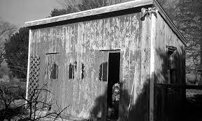 big view photography. I Wonder How Many Times Have Photographed This Shed When Testing Cameras? Big View Photography